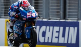 Mattia Pasini - Clasificación Moto2 Australia 2017