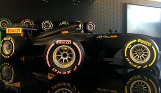 Pirelli neumático rosa