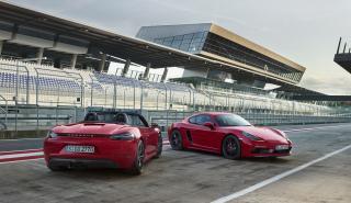Porsche 718 GTS (I)