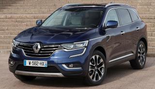 Renault Koleos segunda generación