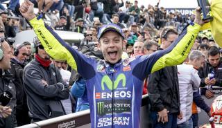 """Valentino Rossi: """"Para ganar hoy había que ser más estúpido que los demás"""""""