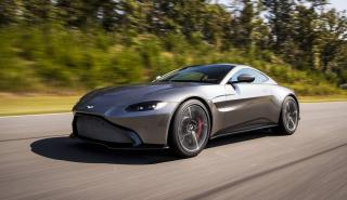 5 cambios Aston Martin Vantage 2018
