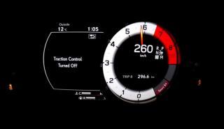 aceleración Lexus LC 500h