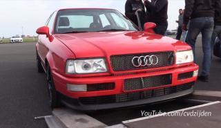 Audi 80 290 kmh