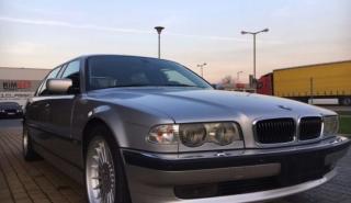 BMW 750i XL V12