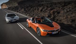 BMW i8 descapotable