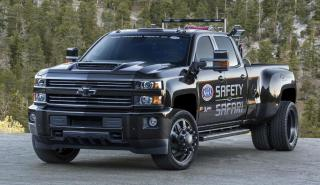 Chevrolet Silverado 3500HD NHRA Safety Safari Concept