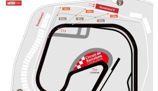 El Circuit de Catalunya realizará obras para seguir en MotoGP 2018