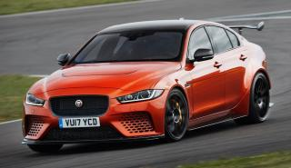 Jaguar XE SV Project 8 récord Nürburgring
