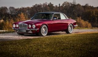 Jaguar XJ Coupé by Carlex Design