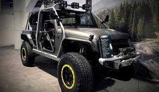 Jeep Wrangler by Alpine