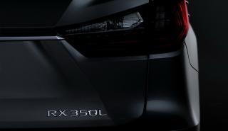 Nuevo Lexus RXL