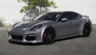 Porsche Panamera kit TechArt GT