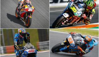 Los problemas de Honda que no afectan a Marc Márquez