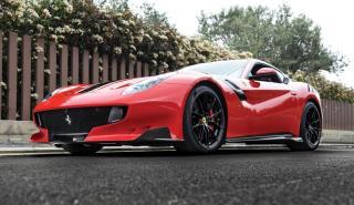 Subasta Ferrari F12tdf
