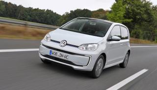 Volkswagen e-Up! eléctrico