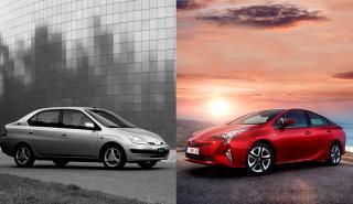 20 años Toyota Prius