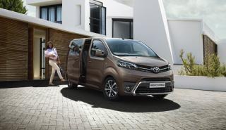 5 virtudes y defecto Toyota Proace Verso