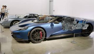 Ford GT realidad virtual