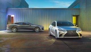 Lexus LSS+A