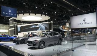 Maserati Nerissimo en Los Ángeles