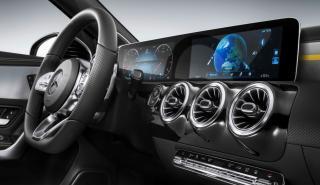 MBUX Mercedes Clase A