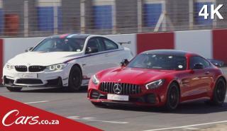 Mercedes-AMG GT R o BMW M4 DTM Champion Edition, ¿cuál es más rápido?