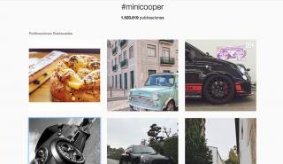 Mini Cooper en IG