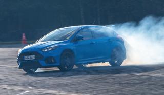 Prueba Ford Focus RS 2016