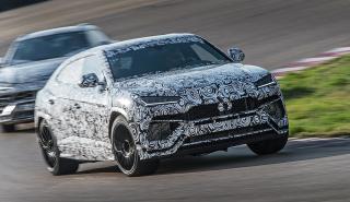 Prueba: Lamborghini Urus