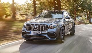 Prueba: Mercedes AMG GLC 63
