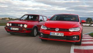VW Polo GTI vs VW Golf II GTI 16v