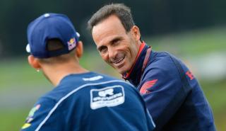 Alberto Puig pasa a ser el nuevo Team Manager del Repsol Honda en MotoGP