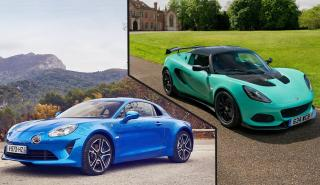 Alpine A110 vs Lotus Elise
