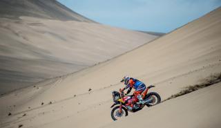 Antoine Meo triunfa en la etapa 6 del Dakar 2018