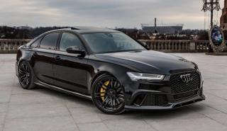 Audi RS 6 Sedán conversión