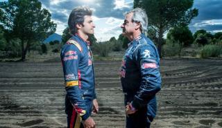 Carlos Sainz y Carlos Sainz