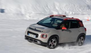 Citroën C3 Aircross nieve