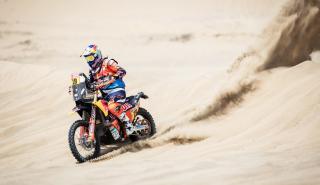 Dakar 2018: Victoria de Antoine Meo en la Etapa 8