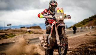 Dakar 2018: Victoria de Joan Barreda en la etapa 7