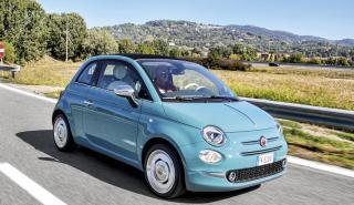 Fiat 500 C apertura