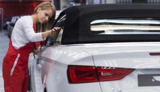 Huelga Audi BMW