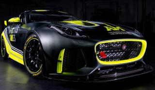 jaguar F Type GT4 Wounded Warriors