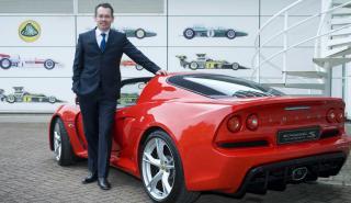 Jean Marc Gales CEO Lotus