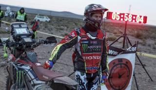 Joan Barreda abandona el Dakar 2018