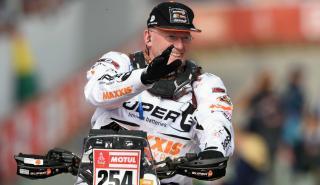 Kees Koolen, el piloto que ha provocado la sanción a Carlos Sainz