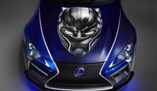 Lexus en la final de la Super Bowl