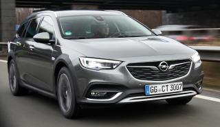 Prueba del Opel Insignia Sports Tourer 2.0 Turbo AWD