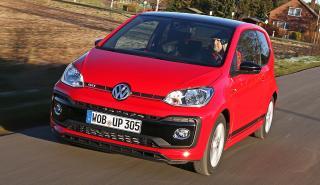 Prueba del VW Up! GTI