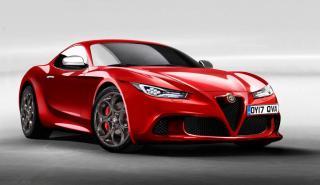 Render Alfa Romeo 6C